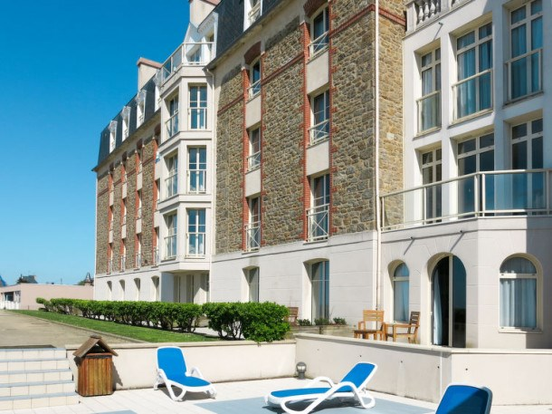 Location vacances Saint-Malo -  Appartement - 6 personnes - Télévision - Photo N° 1