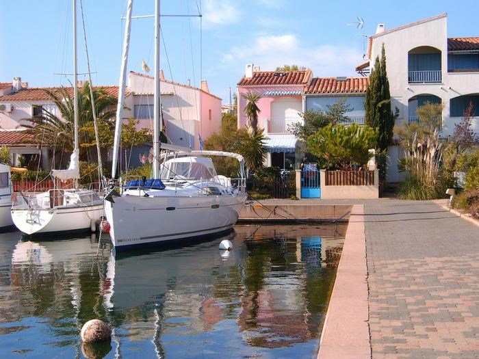 Holiday rentals Agde - Apartment - 4 persons - Deck chair - Photo N° 1