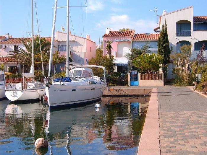 Appartement pour 4 pers. avec parking privé, Agde