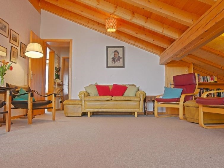 Appartement pour 4 personnes à Mürren-Gimmelwald