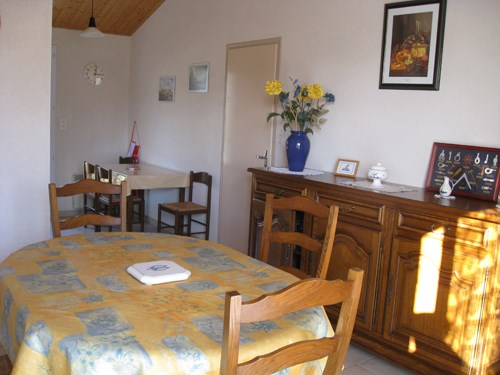 Location vacances Bretignolles-sur-Mer -  Maison - 5 personnes - Four - Photo N° 1