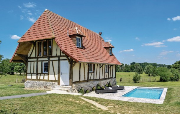 Location vacances Gournay-en-Bray -  Maison - 4 personnes - Barbecue - Photo N° 1