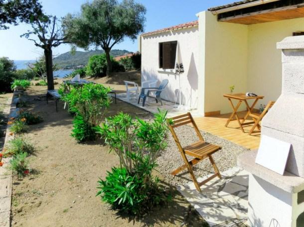 Location vacances Casaglione -  Appartement - 2 personnes - Barbecue - Photo N° 1