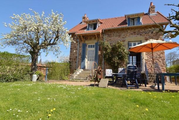 Location vacances Saint-Honoré-les-Bains -  Maison - 6 personnes - Barbecue - Photo N° 1