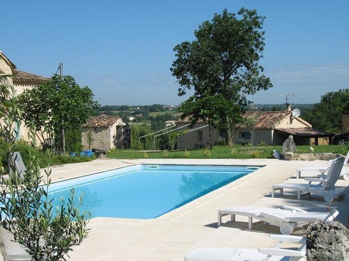 pour 4 pers. avec piscine privée, Fontanes