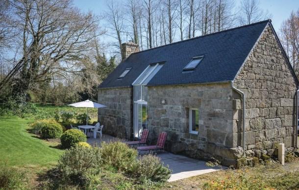 Location vacances Lannion -  Maison - 4 personnes - Barbecue - Photo N° 1