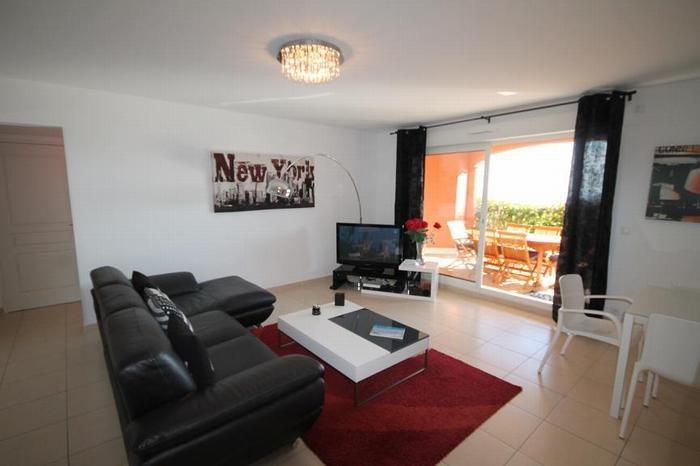 Alquileres de vacaciones Mandelieu-la-Napoule - Apartamento - 6 personas - Mesa de ping pong - Foto N° 1
