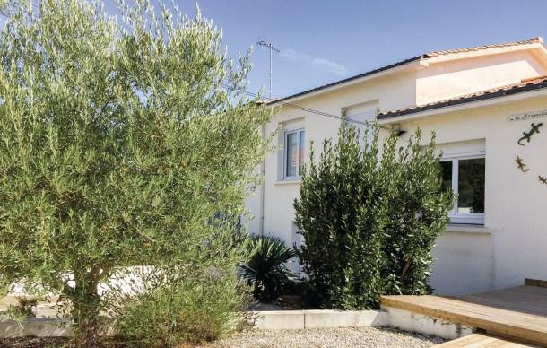 Location vacances La Tranche-sur-Mer -  Maison - 10 personnes - Jardin - Photo N° 1