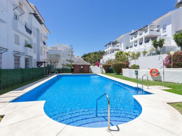 Location vacances Benalmádena -  Appartement - 6 personnes - Télévision - Photo N° 1