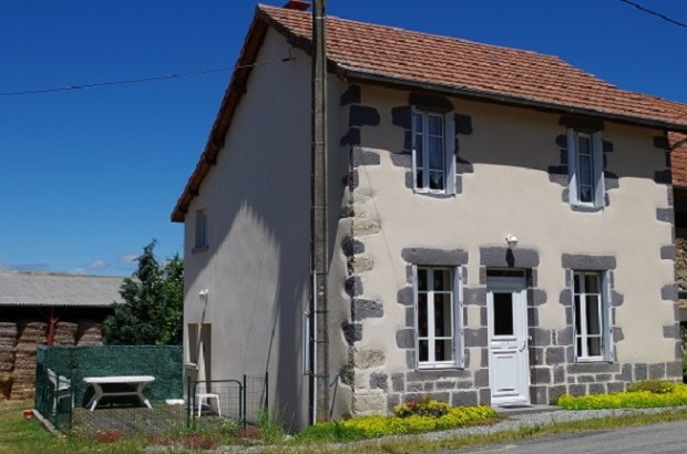 Holiday rentals La Goutelle - Cottage - 8 persons - BBQ - Photo N° 1
