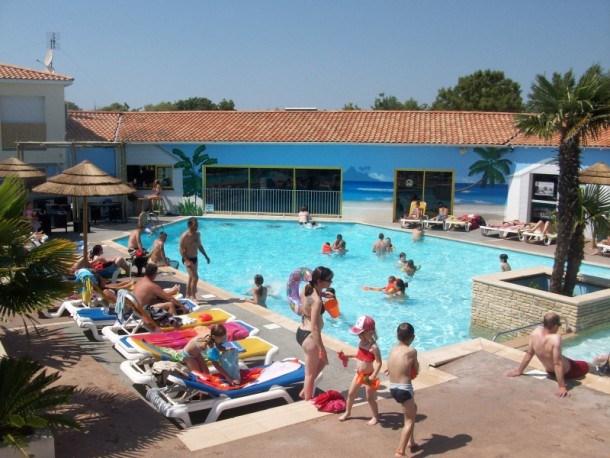 Camping Oleron Loisirs  - EVASION (MAX 4 adultes + 2 enfants)