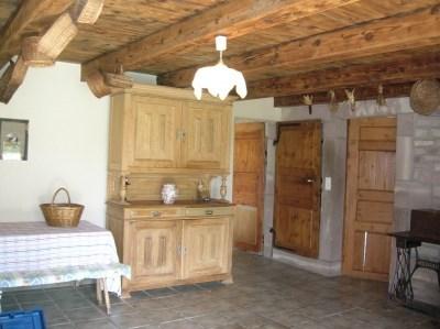 old farm Vosges saonoises - Fougerolles