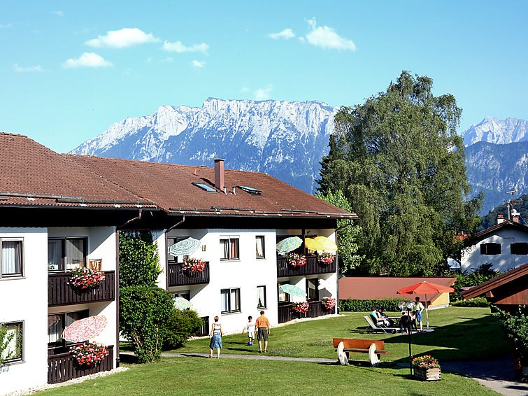 Location vacances Oberaudorf -  Appartement - 4 personnes -  - Photo N° 1