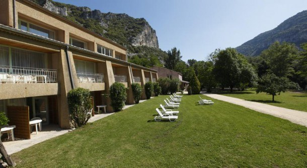 Location vacances Vallon-Pont-d'Arc -  Appartement - 5 personnes - Télévision - Photo N° 1