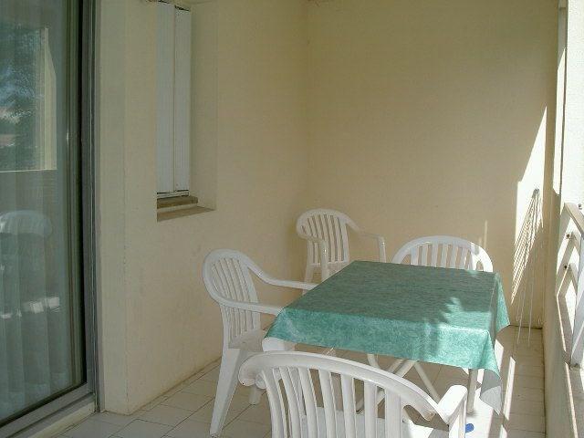 Cap d'Agde (34) Quartier Plage Richelieu Résidence Baie des Anges 2 Appartement 2 pièces/cabine d...
