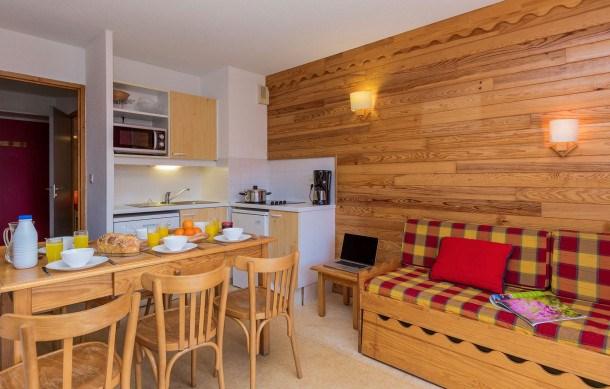 Location vacances Valmeinier -  Appartement - 6 personnes - Congélateur - Photo N° 1
