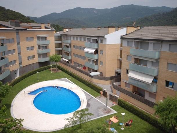 Location vacances Tossa de Mar -  Appartement - 6 personnes - Télévision - Photo N° 1