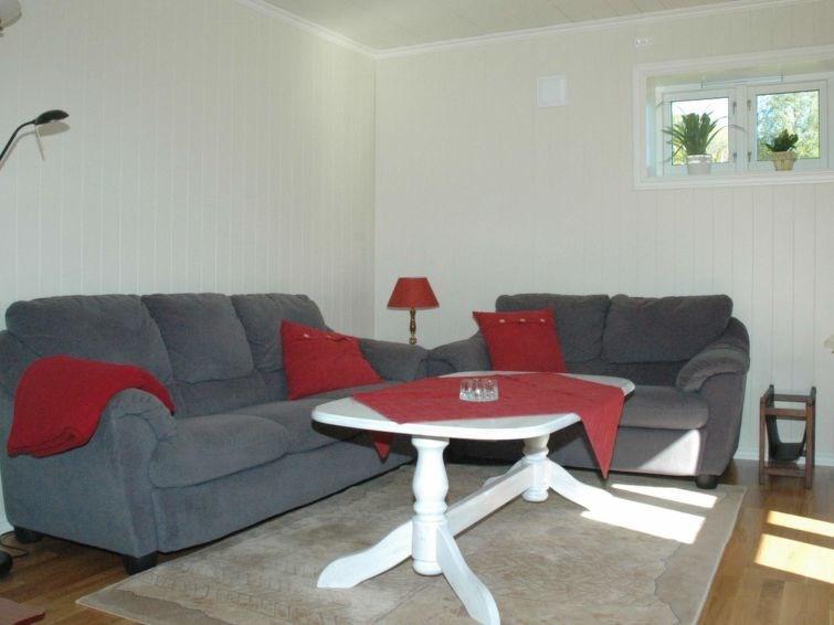 Maison pour 3 personnes à Lauvstad