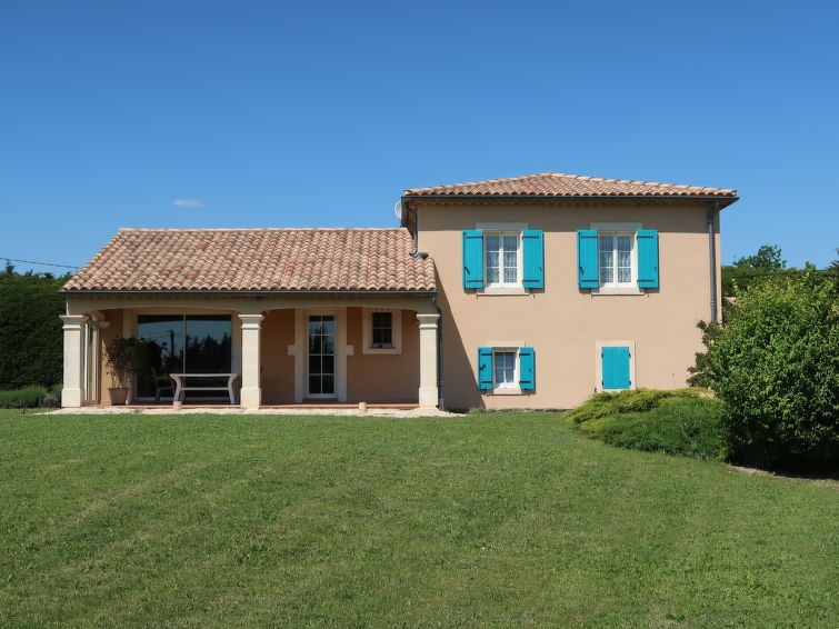 Location vacances Valréas -  Maison - 8 personnes -  - Photo N° 1