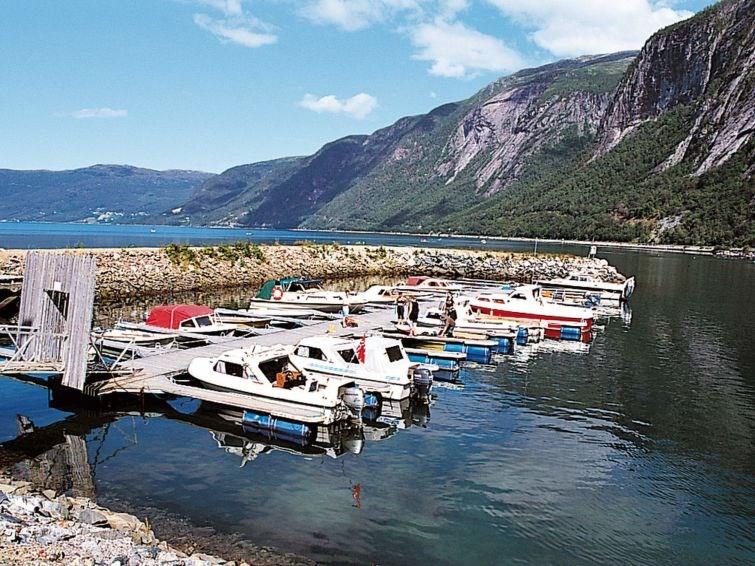 Maison pour 4 à Eresfjord