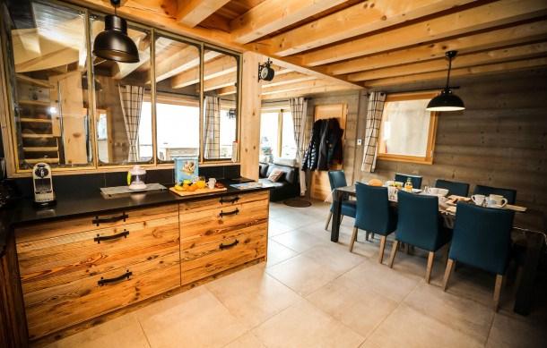 Location vacances Valloire -  Maison - 8 personnes - Congélateur - Photo N° 1