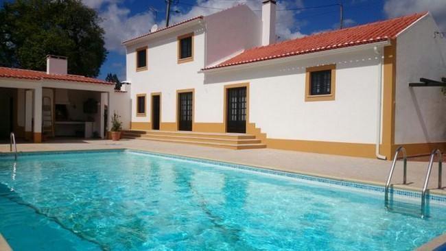 Maison de campagne avec piscine privée