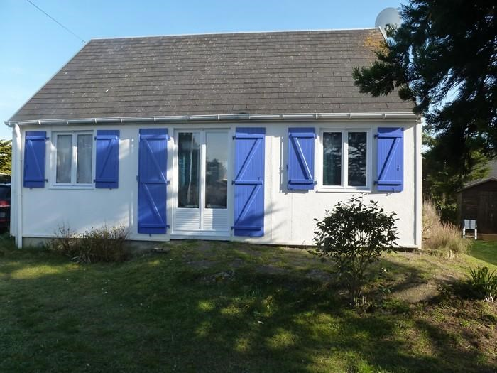 Holiday rentals Portbail - House - 5 persons - BBQ - Photo N° 1