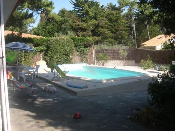 400 m env. plage des Dunes, Villa de type 5 avec piscine chauffée - 5 personnes