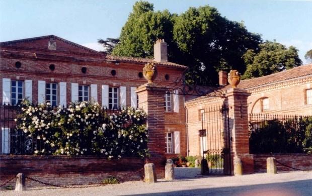 Bâtisse typique du Lauragais - Mauvaisin