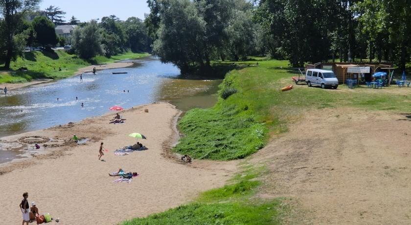 Camping Plages de Loire