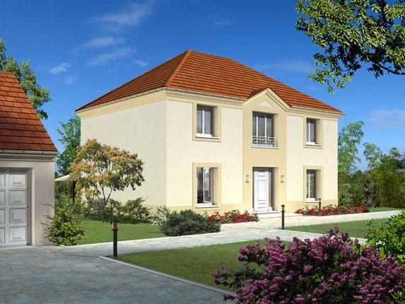 Maison  5 pièces + Terrain 1200 m² Saint-Vaast-en-Chaussée par Maison Familiale Amiens