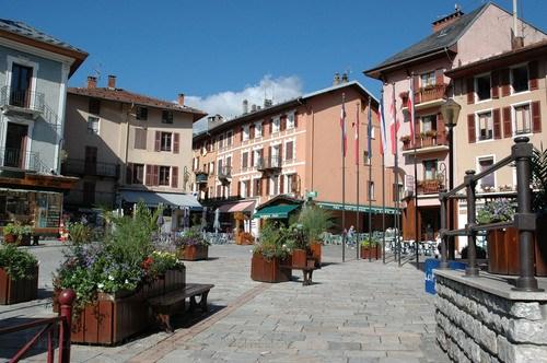 A Val d'Allos-- Le Seignus, station village 1500m d'altitude.