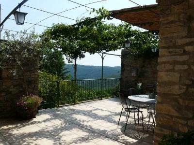 Holiday rentals Les Salles-du-Gardon - Cottage - 4 persons - BBQ - Photo N° 1