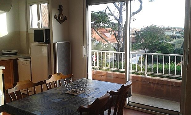 Holiday rentals Mimizan - Apartment - 4 persons - Television - Photo N° 1