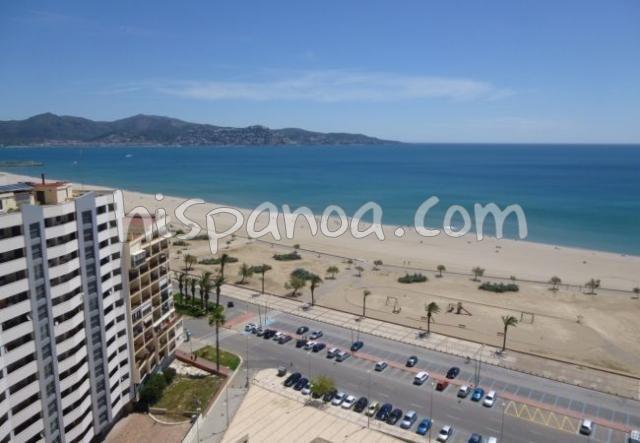 Location vacances Castelló d'Empúries -  Appartement - 3 personnes - Salon de jardin - Photo N° 1