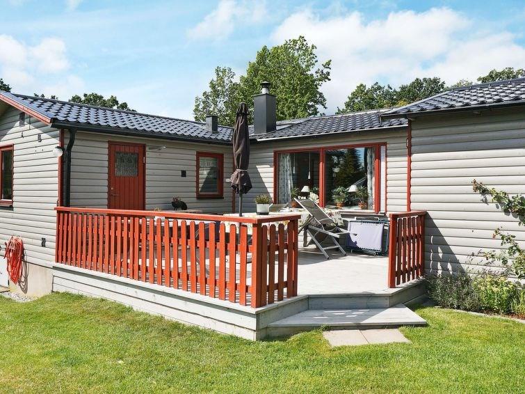 Maison pour 3 personnes à Bergkvara