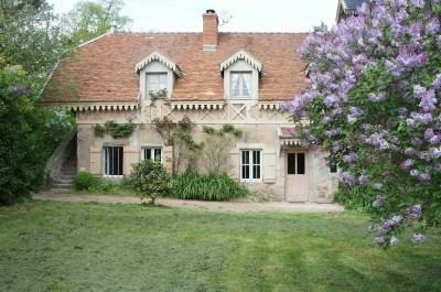 Domaine des Hauts - Gite de la Terrasse classé 3 étoiles pour 4 personnes - Saint-Bonnet-de-Joux