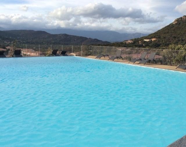 Location vacances Porto-Vecchio -  Chambre d'hôtes - 2 personnes - Télévision - Photo N° 1