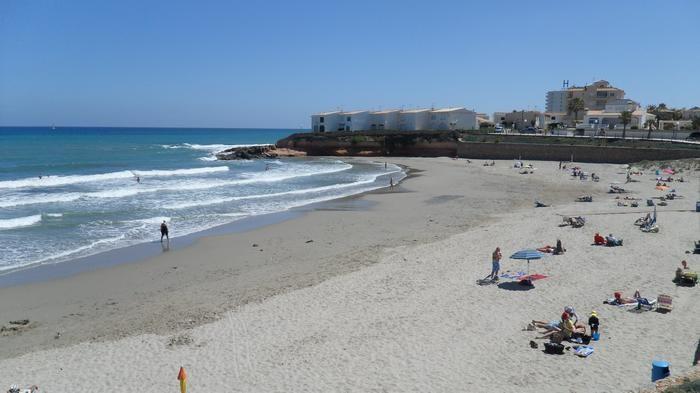 plage playa flamenca