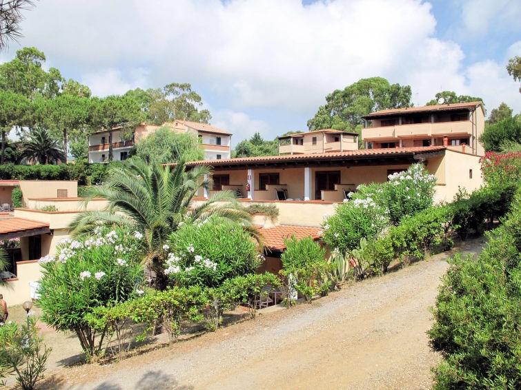 Appartement pour 2 personnes à Elba Lacona