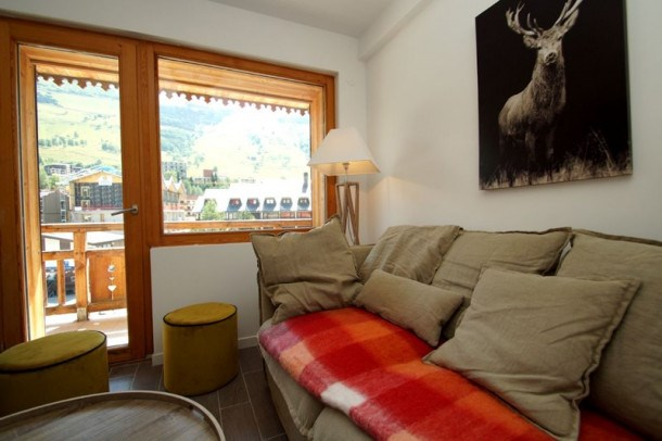 Location vacances Les Deux Alpes -  Appartement - 12 personnes - Télévision - Photo N° 1