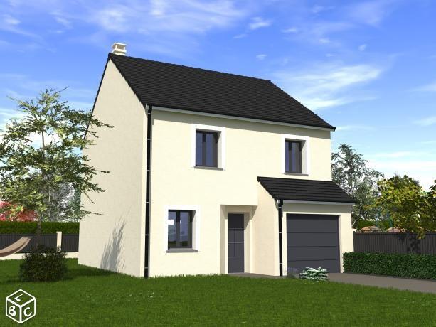 Maison  5 pièces + Terrain 500 m² Dreux par MAISONS ELISA