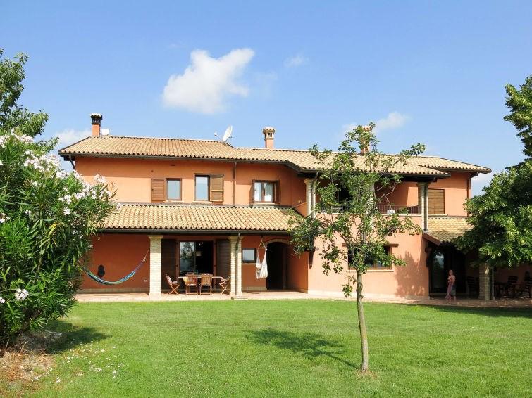Appartement pour 3 personnes à Città Sant'Angelo