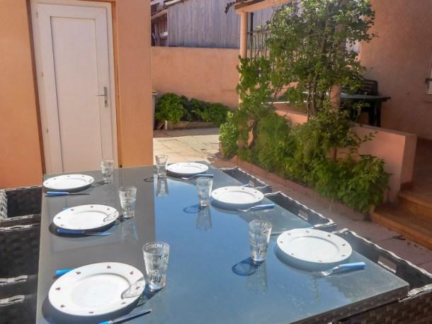 Location vacances Canet-en-Roussillon -  Maison - 8 personnes - Barbecue - Photo N° 1