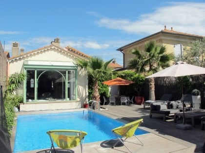 Location vacances Sainte-Maxime -  Maison - 8 personnes - Barbecue - Photo N° 1