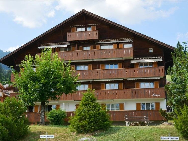 Location vacances Saanen -  Appartement - 4 personnes -  - Photo N° 1