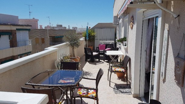 Location vacances Torrevieja -  Appartement - 2 personnes - Barbecue - Photo N° 1