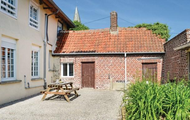 Location vacances Volckerinckhove -  Maison - 10 personnes - Barbecue - Photo N° 1