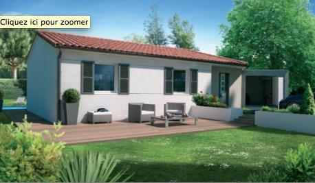 Maison  4 pièces + Terrain 372 m² Corneilla-Del-Vercol par DEMEURES DU ROUSSILLON