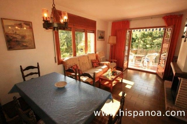 Location de cet appartement à Llafranc en